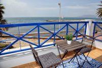 Apartamento con vistas a la playa Pedrealejo