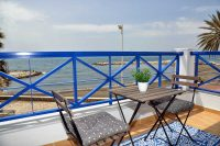 Apartamento Turístico frente a la playa en Málaga
