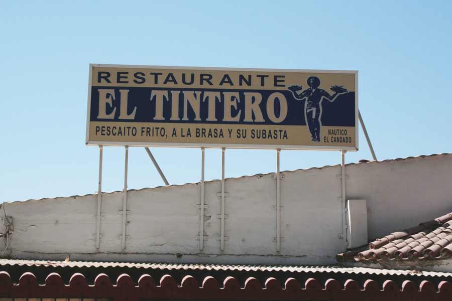El Tintero, uno de los mejores restaurantes de Málaga