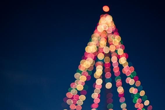 málaga en navidad