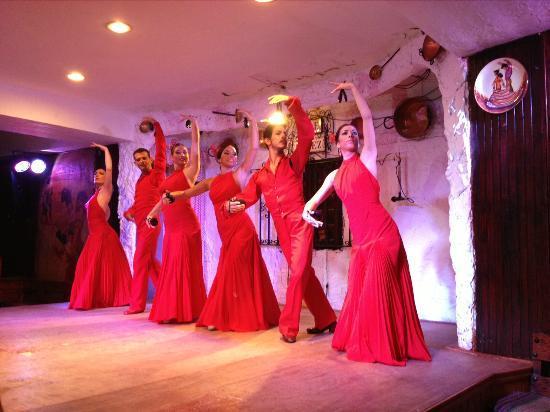 Taberna Tablao Flamenco Pepe López Torremolinos