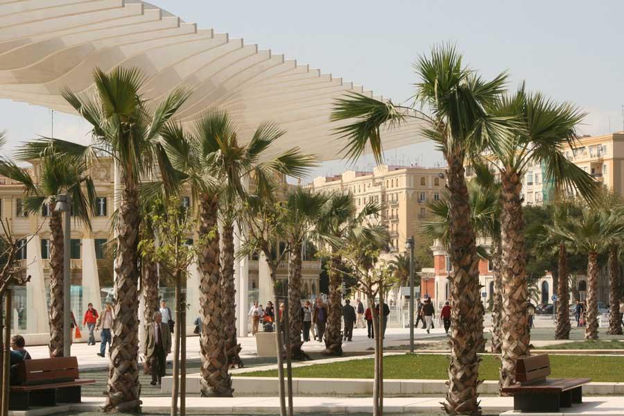 Muelle Uno de Málaga