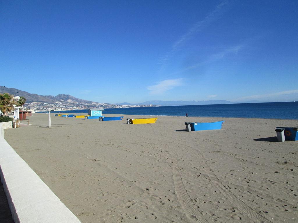 Playa del Castillo Fuengirola