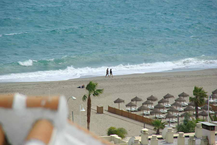 Playa de Burriana Nerja