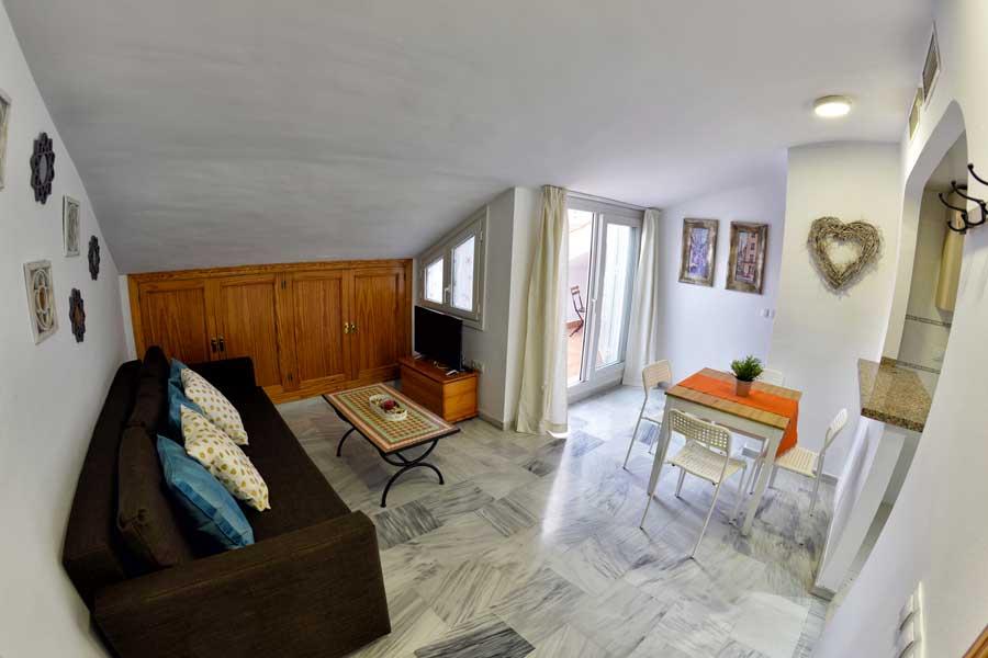 Apartamento Orquídea Wondersister Centro de Málaga