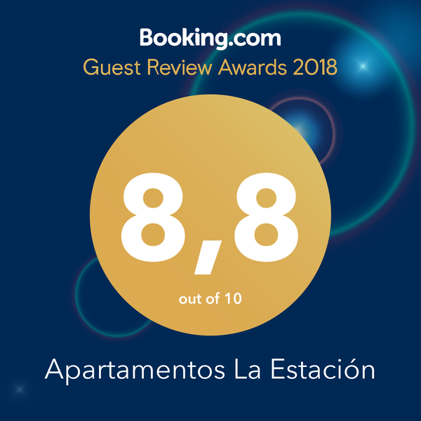 Apartamentos La Estación - Awards Booking 2018