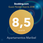 Apartamentos Maribel - Awards Booking 2018