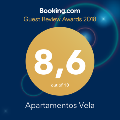 Apartamentos Vela - Awards Booking 2018