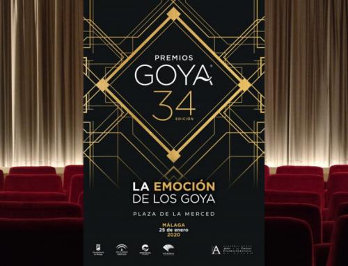 Los Premios Goya 2020 se celebran en Málaga: actividades en nuestra ciudad